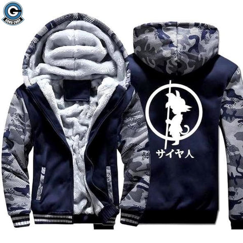 Dragon Ball Z Winter Jacket Kid Goku )
