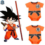 Goku Baby Outfit