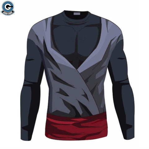 Goku black long sleeve shirt