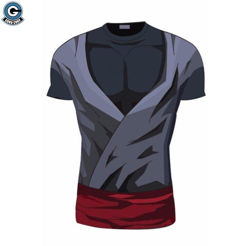 Goku black workout shirt