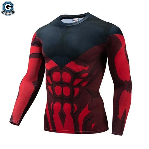 Jiren compression shirt