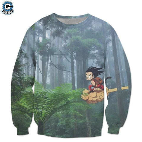 Kid Goku Sweatshirt