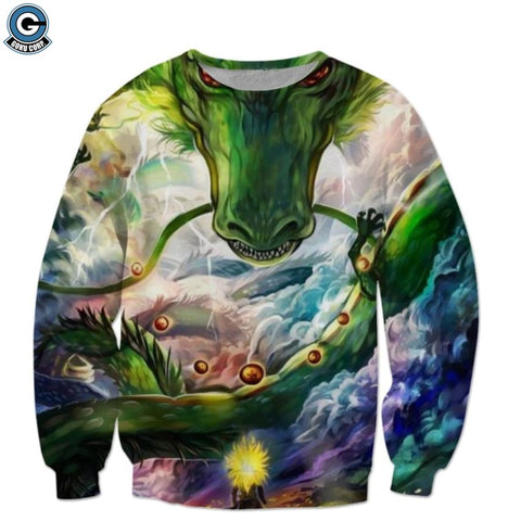 Shenron Sweater