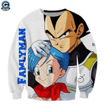 Vegeta Sweater