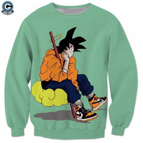 DBZ Goku Sweater