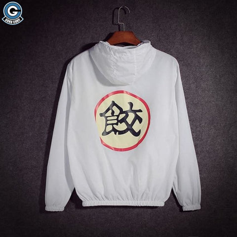 Dragon Ball Z Windbreaker <br>Chiaotzu and Tien Shinhan )