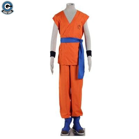GOKU SUPER SAIYAN BLUE COSPLAY