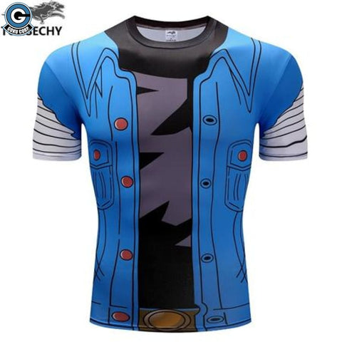 Android 18 Cosplay Shirt