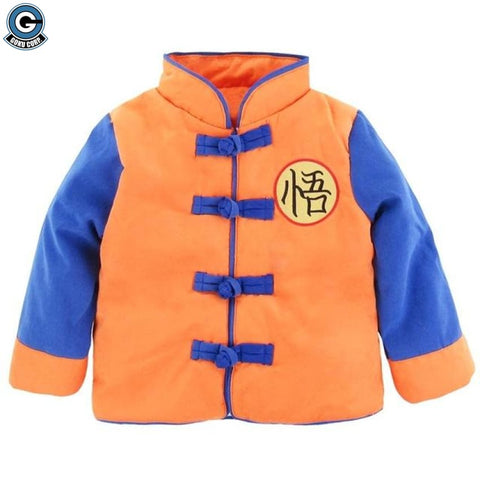 Dragon Ball Z Baby Clothes <br>Goku Jumpsuit )
