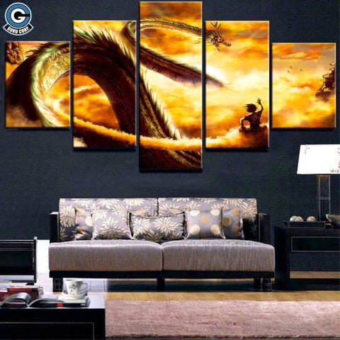 Shenron Wall Art
