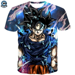 Son Goku Ultra Instinct Shirt