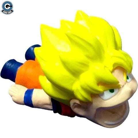 Super Saiyan Cable Bite