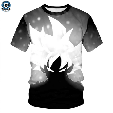 Tee Shirt Goku Ultra Instinct