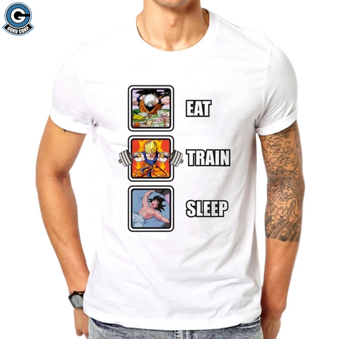 Train Like Goku Shirt