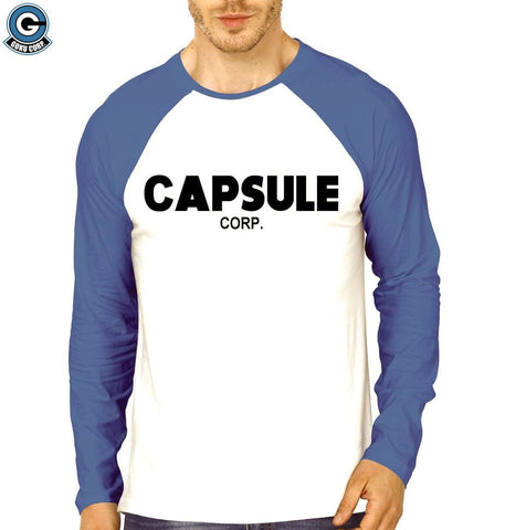 Trunks capsule corp shirt