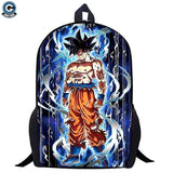 Ultra Instinct Goku Backpack