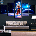 Ultra Instinct Wall Art