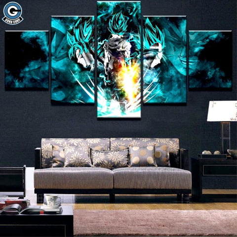 Vegeta Wall Art