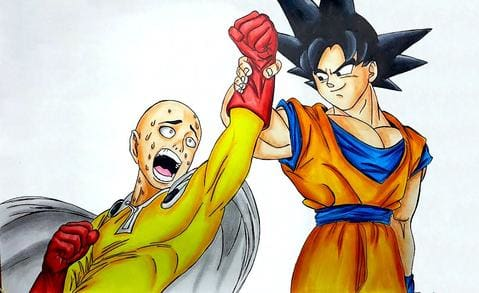 Goku vs Saitama : Who would win