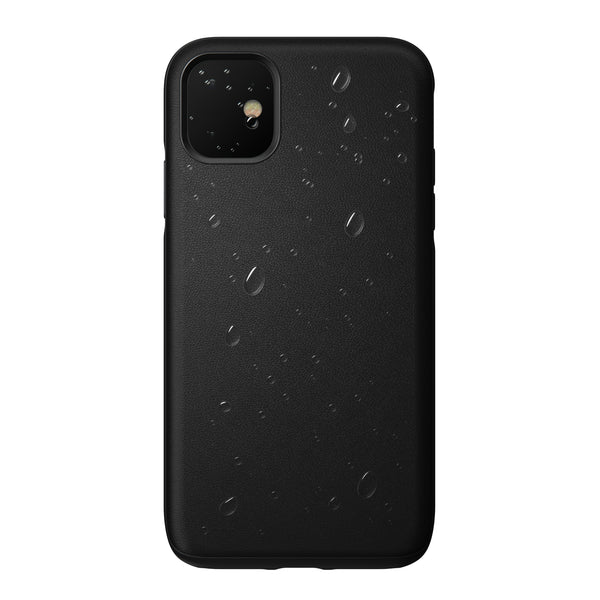 Nomad Rugged Active Leather Case for iPhone 11 - Black
