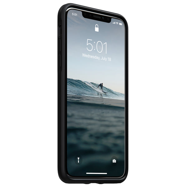 Nomad Rugged Active Leather Case for iPhone 11 Pro Max - Black