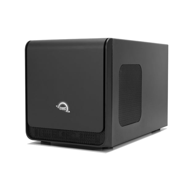 OWC Mercury Helios FX External Expansion Chassis with Thunderbolt 3 for PCIe Graphics Cards (Requires MacOS 10.13.4 or greater)