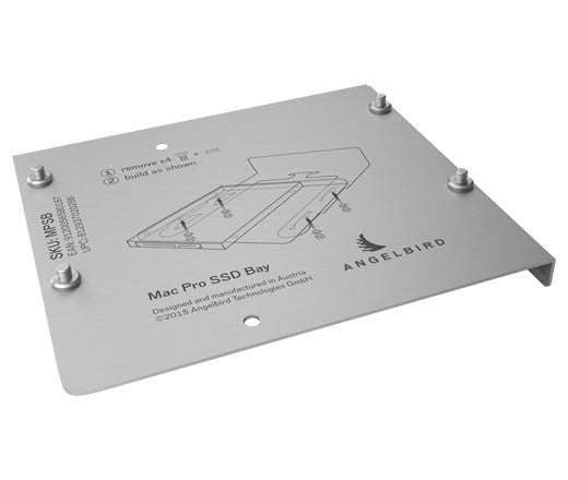 Angelbird Mac Pro SSD Bay Mount