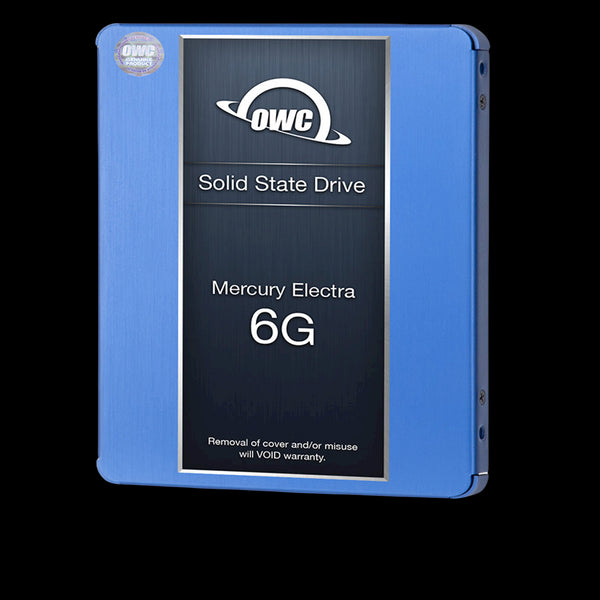 2TB OWC Pro 6G SSD and HDD DIY Bundle Kit (for 27
