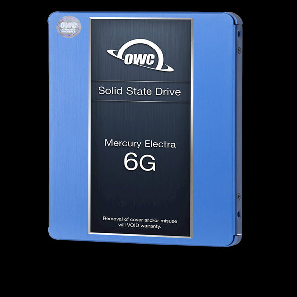 480GB OWC Pro 6G SSD and HDD DIY Bundle Kit (for 27
