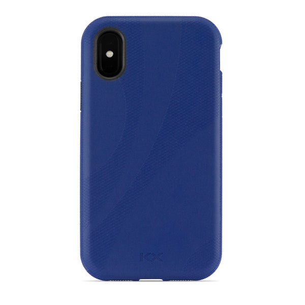 NewerTech NuGuard KX for iPhone XS and iPhone X (Dark Blue)