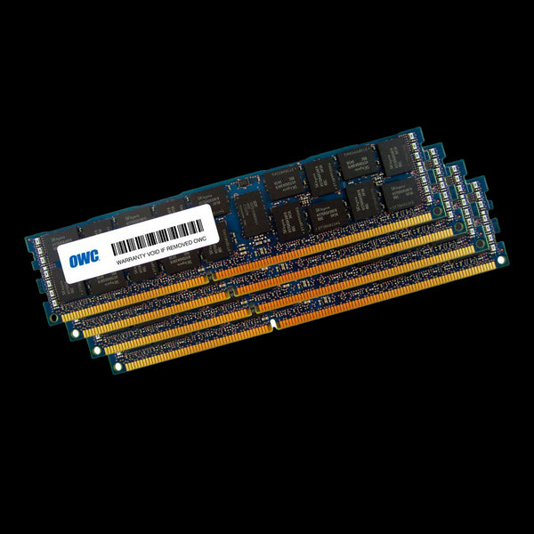 32GB OWC Matched Memory Upgrade Kit (4 x 8GB) 1866MHz PC3-14900 DDR3 ECC Registered SDRAM