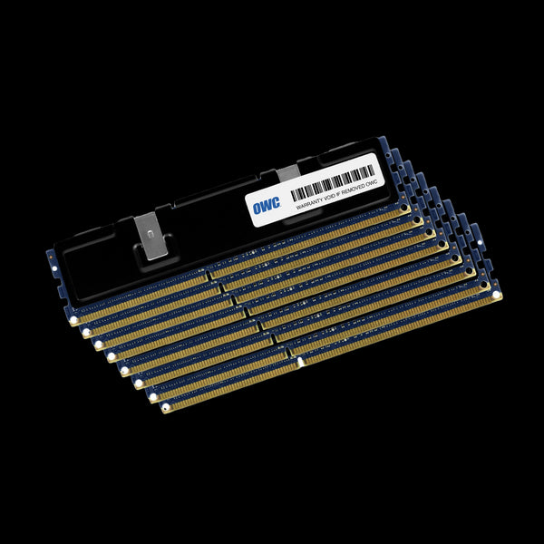 32GB OWC Matched Memory Upgrade Kit (8 x 4GB) 1333MHz PC3-10600 DDR3 ECC SDRAM