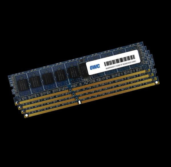 32GB OWC Matched Memory Upgrade Kit (4 x 8GB) 1333MHz PC3-10600 DDR3 ECC SDRAM
