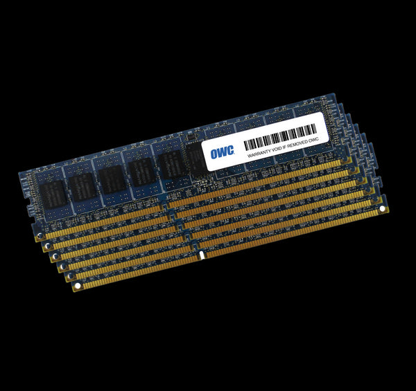 48GB OWC Matched Memory Upgrade Kit (6 x 8GB) 1333MHz PC3-10600 DDR3 ECC SDRAM