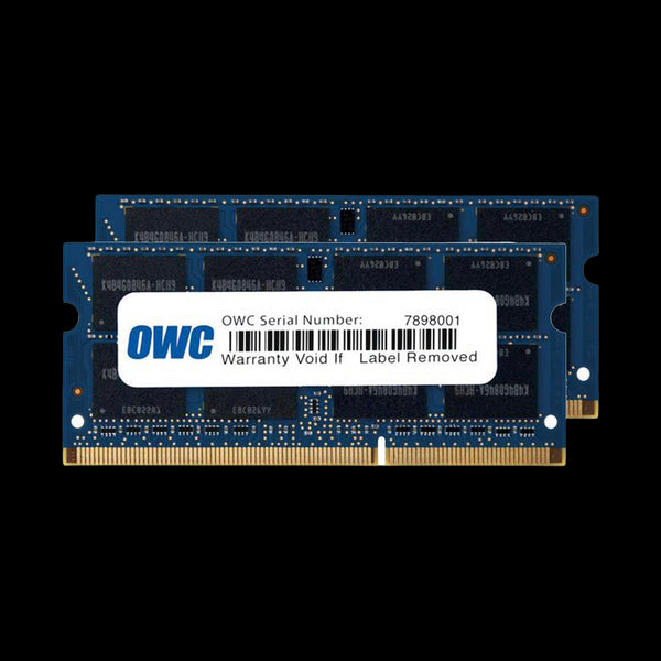 16GB OWC Matched Memory Upgrade Kit (2 x 8GB) 1333MHz PC10600 DDR3 SO-DIMM
