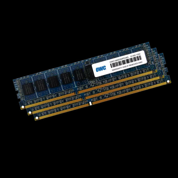 24GB OWC Matched Memory Upgrade Kit (3 x 8GB) 1866MHz PC3-14900 DDR3 ECC Registered SDRAM