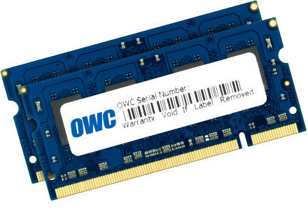 4GB OWC Premium Grade Matched Memory (2 x 2GB) 667MHz PC2-5300 DDR2 SO-DIMM