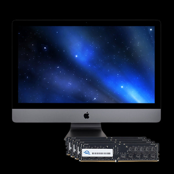 384GB OWC Matched Memory Upgrade Kit (3 x 128GB) 2666MHZ PC4-21300 DDR4 RDIMM with Adhesive Strips (for iMac Pro)