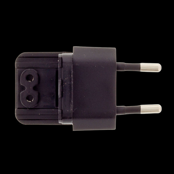 OWC C7 Power Supply Prongs with Type F 2-Pin EU Plug