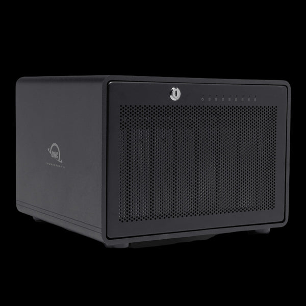 OWC ThunderBay 8 - External Storage Enclosure with 8 x 3.5