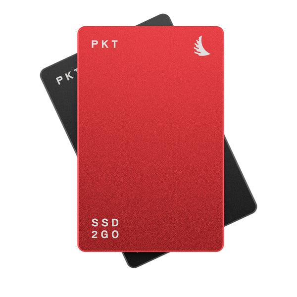 AngelBird 2TB SSD2go PKT - Red