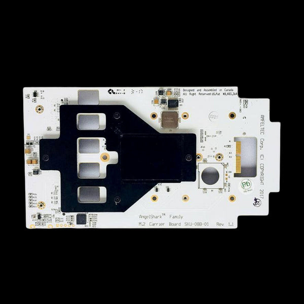 Amfeltec AngelShark Mac Pro (Late 2013) PCIe Gen 3 Carrier Board for M.2 PCIe SSD modules