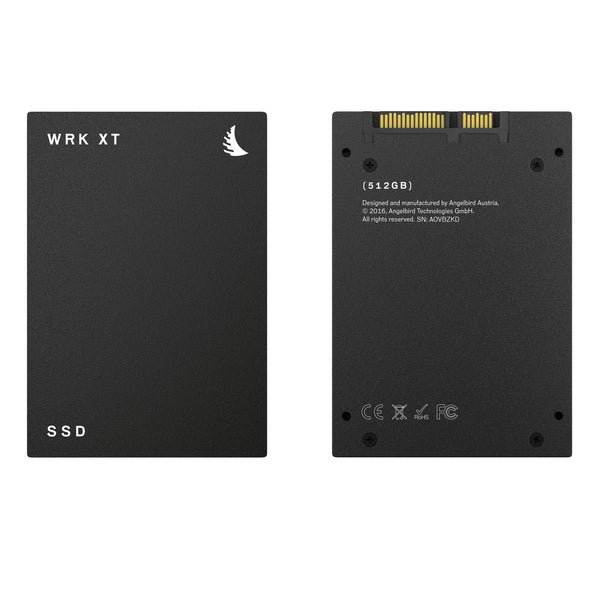 Angelbird 512GB SSD wrk XT for PC