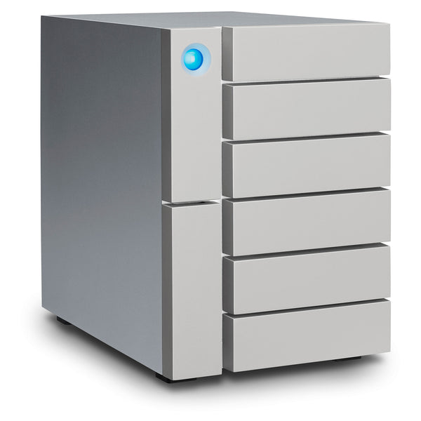 LaCie 84TB HDD 6big Thunderbolt 3 & USB-C Desktop RAID Storage