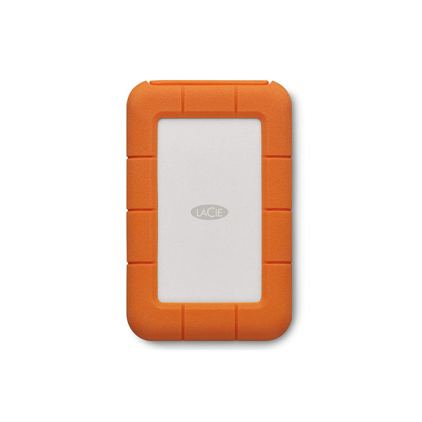 LaCie 1TB SSD Rugged Thunderbolt USB-C External Portable Drive