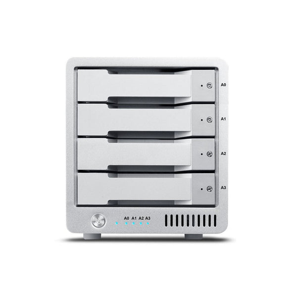 Caldigit 8TB HDD T4 Thunderbolt 3 RAID External Storage Solution