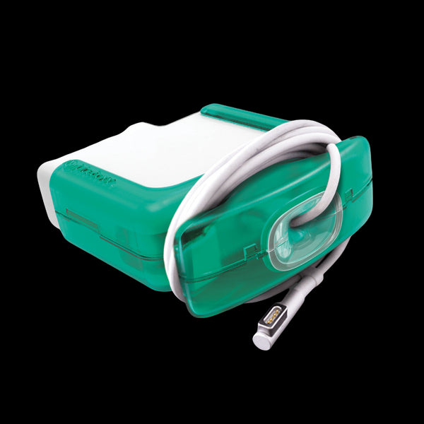 Juiceboxx Charger Case (for 45w Apple Power Adapter/Charger) - Teal
