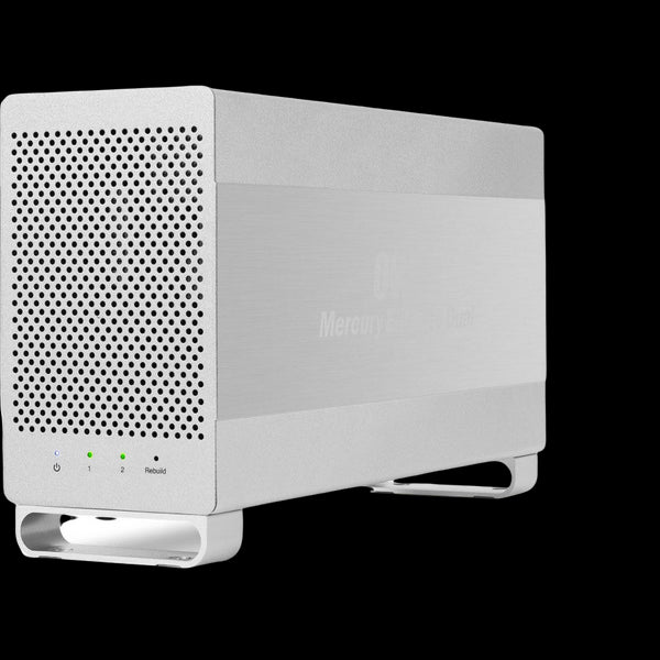 4TB HDD OWC Mercury Elite Pro Dual Performance RAID Storage Solution (with USB 3.1 & eSATA ports)