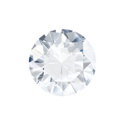1.05 Carat  | Round | G Colour | VVS2 Clarity | Lab Grown Diamond