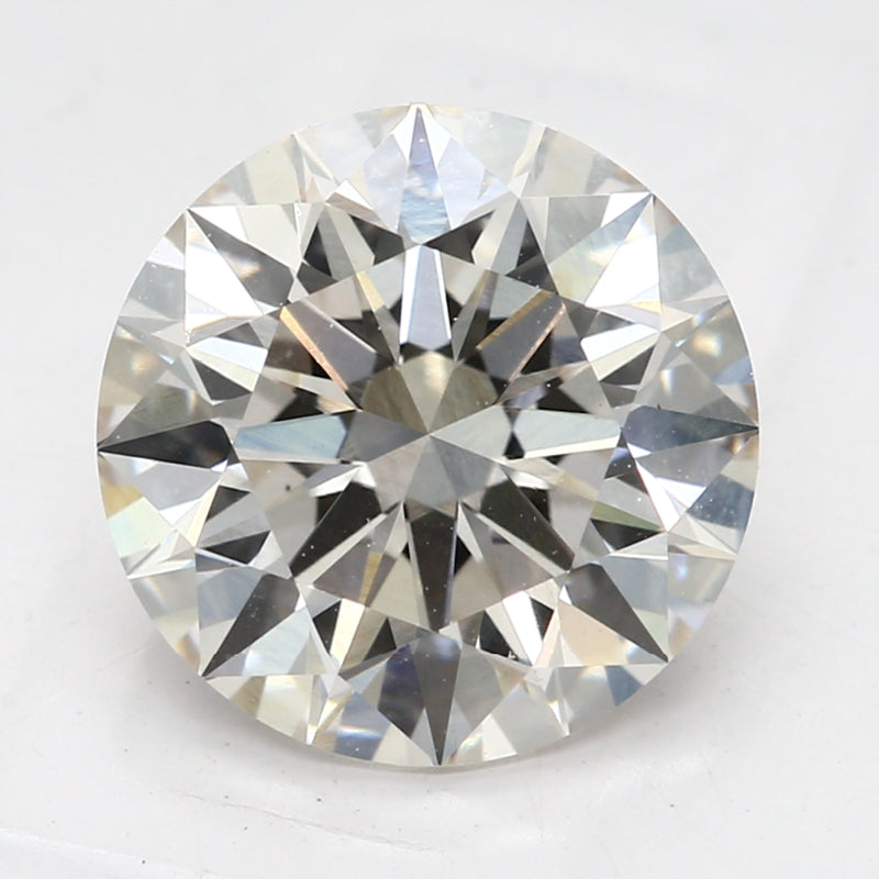 2.36 Carat  | Round | I Colour | VS1 Clarity | Lab Grown Diamond